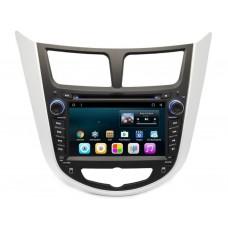 Магнитола Carwinta для Hyundai Solaris 2011-2016 Android