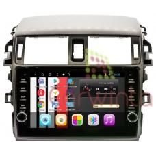 Магнитола Carwinta KV-1007T3 Toyota Corolla E150 2007-2013 Android 7.1