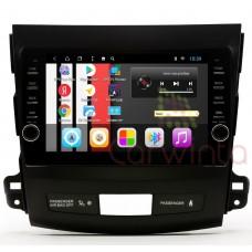 Магнитола Carwinta KV-1052T3 Mitsubishi Outlander XL 2007-2011 Android 7.1