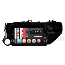 Магнитола Carwinta KV-1111T3 Toyota Hilux 2015 + Android 7.1