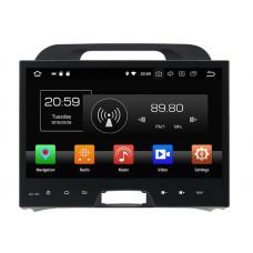 Магнитола Carwinta Kia Sportage 2010-2015 Android 8.1
