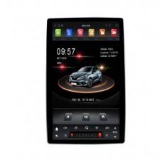 Магнитола Carwinta универсальная под 2DIN с большим съемным экраном Android 8.1