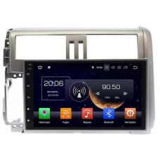Магнитола Carwinta Toyota Prado 150 (2010-2013) Android 8.1