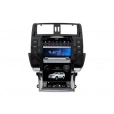 Магнитола Carwinta для Toyota Land Cruiser Prado 150 2010-2013 Android 7.1