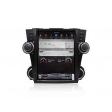 Магнитола Carwinta для Toyota Highlander 2008-2013 Android 7.1