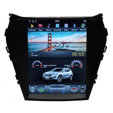 Головное устройство Carwinta для Hyundai Santa Fe, ix45 2012-2019 Android 7.1