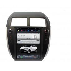 Магнитола Carwinta для Mitsubishi ASX, RVR 2010 + Android 7.1