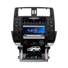 Магнитола Carwinta для Toyota Land Cruiser Prado 2009-2013 Android 7.1 Поддержка штатного кругового обзора.