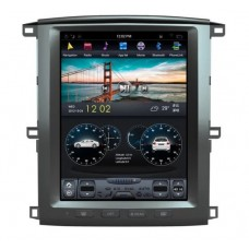 Магнитола Carwinta для Toyota Land Cruiser 100 2003-2007 Android 7.1