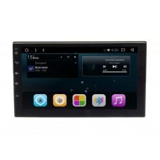 Магнитола Carwinta универсальная 7 дюймов под 2 DIN на Android 8.1