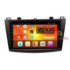 Головное устройство Carwinta для Mazda 3 2009-2013 Android 8.1