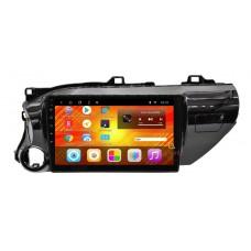Магнитола Carwinta для Toyota Hilux 2015 + Android 8.1