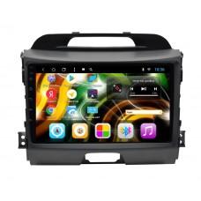 Магнитола Carwinta для Kia Sportage 2010-2015 Android 8.1
