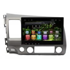 Магнитола Carwinta для Honda Civic 4D 2006-2011 Android 8.1