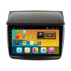 Магнитола Carwinta для Mitsubishi L200 2006-2015, Pajero Sport 2008-2014 Android 8.1