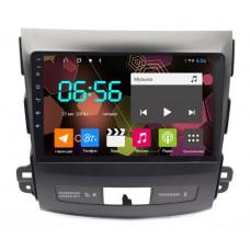 Магнитола Carwinta для Mitsubishi Outlander XL 2007-2011 Android 8.1 4G модем, 4/64 гб. DSP процессор.