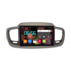 Магнитола Carwinta для Kia Sorento Prime 2015-2018 Android 8.1 4G модем, 4/64 гб. DSP процессор.