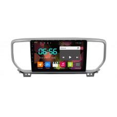 Головное устройство Carwinta для Kia Sportage (2019+) Android 8.1 4G модем, 4/64 гб. DSP процессор.