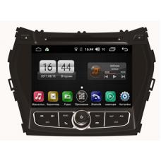 Автомагнитола FarCar S170 (L209) для Hyundai Santa Fe