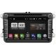 Автомагнитола FarCar S170 (L370) для Skoda Universal