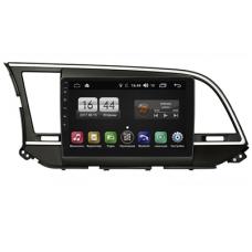 Автомагнитола FarCar S175 (L581R) для Hyundai Elantra