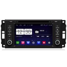 Головное устройство FarCar S160 (M201) для Chrysler, Dodge, Jeep