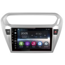 Автомагнитола FarCar S200 (V2005R) для Peugeot 301, Citroen C-Elysee