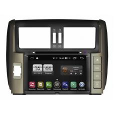 Автомагнитола FarCar S170 (L065) для Toyota LC PRADO 150