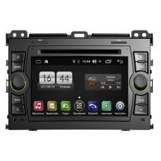 Автомагнитола FarCar S200 (V456) для Toyota LC Prado 120