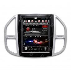 """Автомагнитола IQ NAVI T54-1026-TS Mercedes Vito (W639 / W447) (2003+) 12,1"""" Tesla Style"""