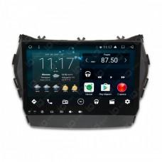 """Головное устройство IQ NAVI T58-1607C Hyundai Santa Fe (DM) (2012-2018) 9"""""""