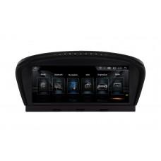Штатная автомагнитола Radiola TC-8220 на Android для BMW 5 Series E60 (2005-2010)
