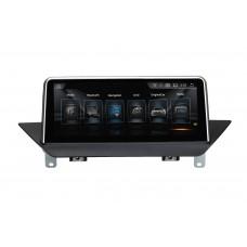Штатная магнитола Radiola на Android для BMW X1 серии E84 (2009-2015)