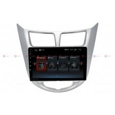 Автомагнитола для Hyundai Solaris Redpower 30067 IPS ANDROID 8