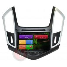 Автомагнитола Redpower 31052 на Android 7.0+ для автомобилей Chevrolet Cruze (2013+) (с DVD приводом)