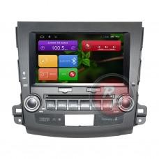 Автомагнитола Redpower 31056 IPS Mitsubishi Outlander XL (2006-2012); Peugeot 4007 (с DVD приводом)