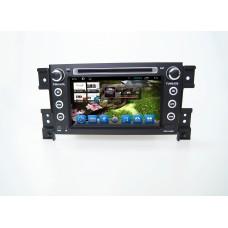 Головное устройство CarMedia KR-7063 T8 для Suzuki Grand Vitara II