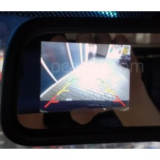 Замена камеры Honda Pilot