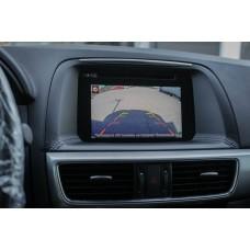 Установка камеры на Mazda 6 2012-2014