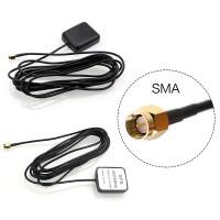GPS-антенна для магнитол с разъемом SMA