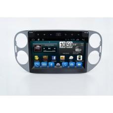 Головное устройство Volkswagen Tiguan 10,1 дюйма на Android 6.0.1 Carmedia QR-1014