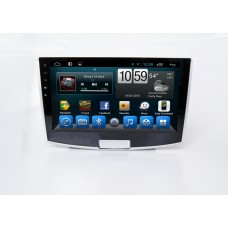 Головное устройство Volkswagen Passat B7 / CC 10,1 дюйма на Android 6.0.1 Carmedia QR-1015