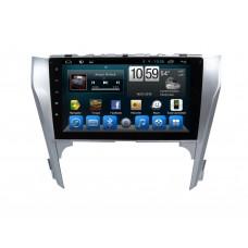 Головное устройство 10 дюймов Toyota Camry 2011-2014 (V50) на Android 7.1 Carmedia KR-1017-T8