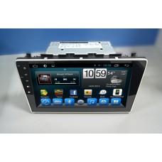 Головное устройство 10 дюймов HONDA CRV III 2006-2012 (RE) на Android 7.1 Carmedia KR-1023-T8