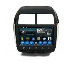 Головное устройство Mitsubishi ASX/RVR Citroen C4 AirCross/ Peugeot 4008 на Android 7.1 CARMEDIA KR-1046-T8