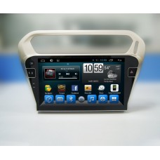 Головное устройство Peugeot 301, Citroen Elysee на Android 6.0.1 CARMEDIA QR-1053