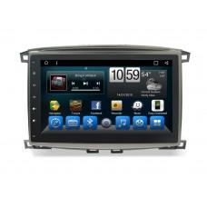 Штатное головное устройство Toyota Land Cruiser 100 2002-2008 на Android 7.1 CARMEDIA KR-1099-T8