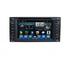 Универсальное головное устройство Toyota 200x100 на Android 4.2 CARMEDIA KR-6203