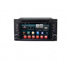 Головное устройство Subaru Forester /Impreza на Android 4.2 CARMEDIA KR-6206