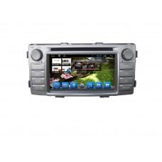 Головное устройство Toyota Hilux на Android 6.0.1 CARMEDIA QR-6216